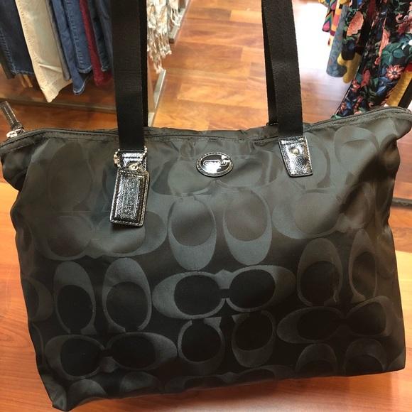 17721e21e1 Coach Handbags - Coach Packable Weekender Bag
